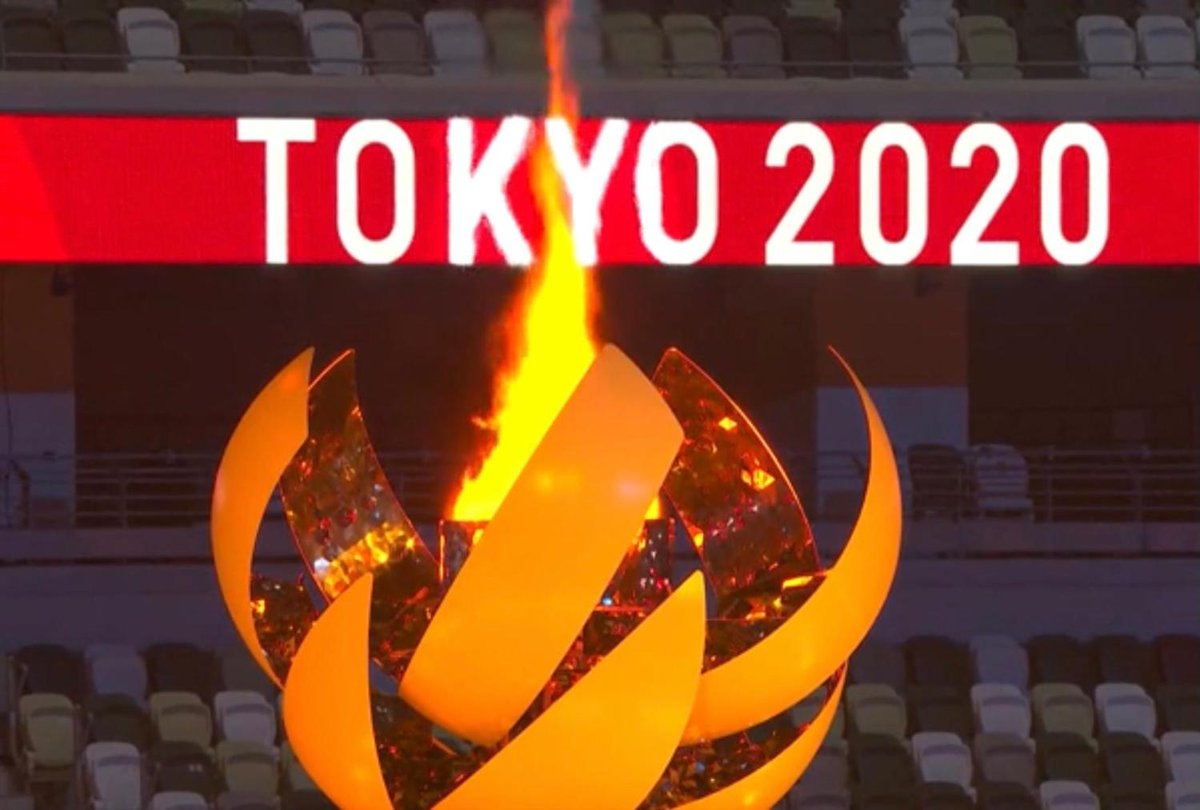 #Tokyo2020