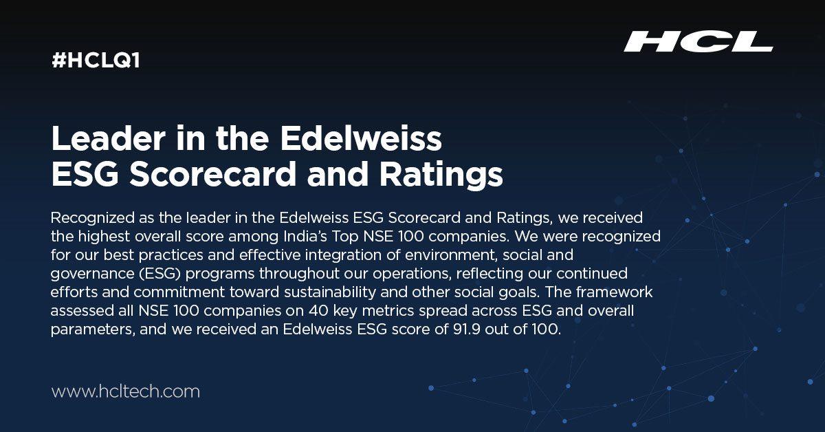 HCL Edelweiss