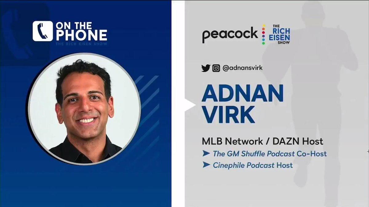 Really fun chat Thursday with Cinephile Podcast host @adnansvirk about everything film, the #Oscars and more!  @iambenlyons https://t.co/lwqROxzNsN