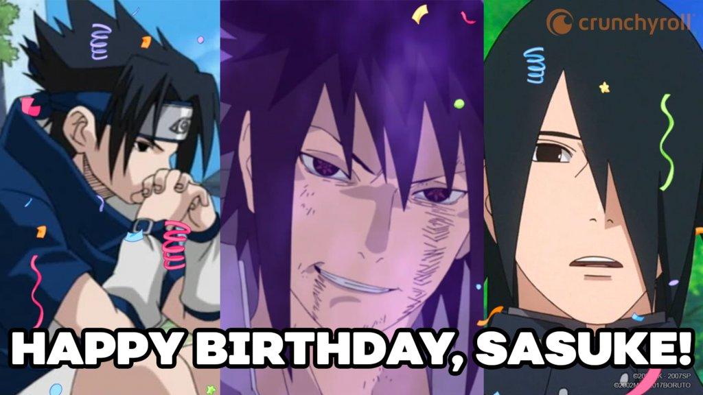 @Naruto_Anime_EN's photo on Sasuke