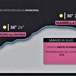 Image for the Tweet beginning: 🟠Atentos porque el sábado llega