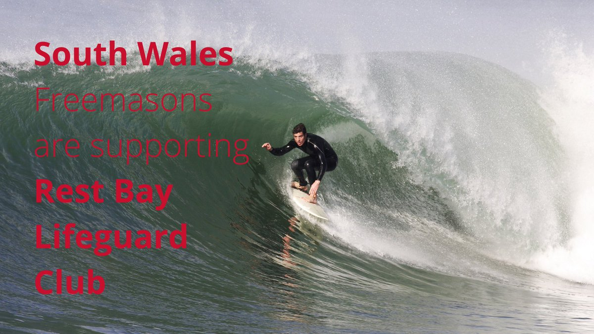 test Twitter Media - 😍Anyone else excited for the #Olympics?! We can't wait to see our fave sports in action and some new ones like surfing🏄  🙌To celebrate, here's a shout out to @SouthWalesMason and our £600 matched funding for surfing and lifesaving skills at Rest Bay Lifeguard Club in Porthcawl https://t.co/o0ZdHsuQTW