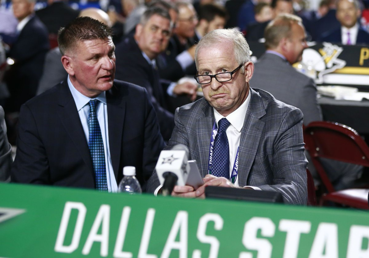 Dallas Stars Daily Links: This year's draft has fewer data points than usual, but Dallas' scouting team still knows what it wants. https://t.co/lGtSTcviB4 https://t.co/AJuOnrI1Rt