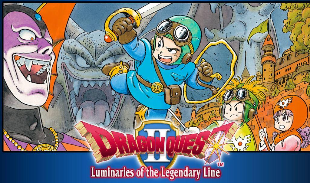 DRAGON QUEST II: Luminaries of the Legendary Line (S) $4.21 via eShop.