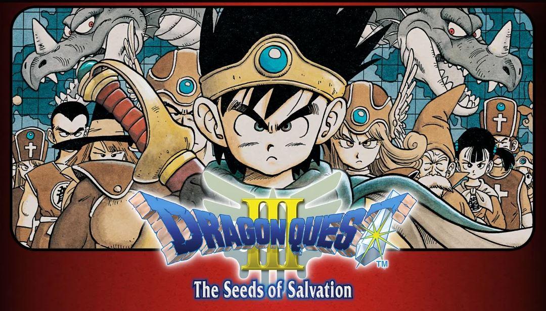DRAGON QUEST III: The Seeds of Salvation (S) $8.11 via eShop.