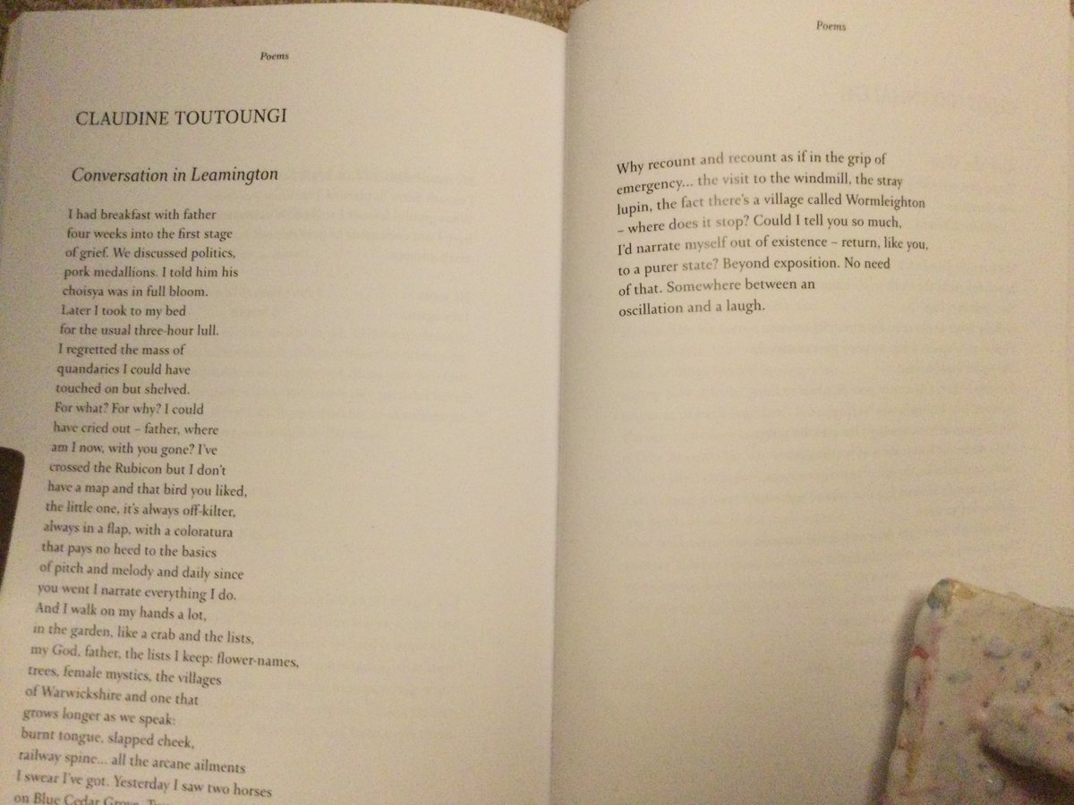 test Twitter Media - RT @ToutoungiC: 'Conversation in Leamington' in this summer's Poetry Review. https://t.co/hno7vMj3bv