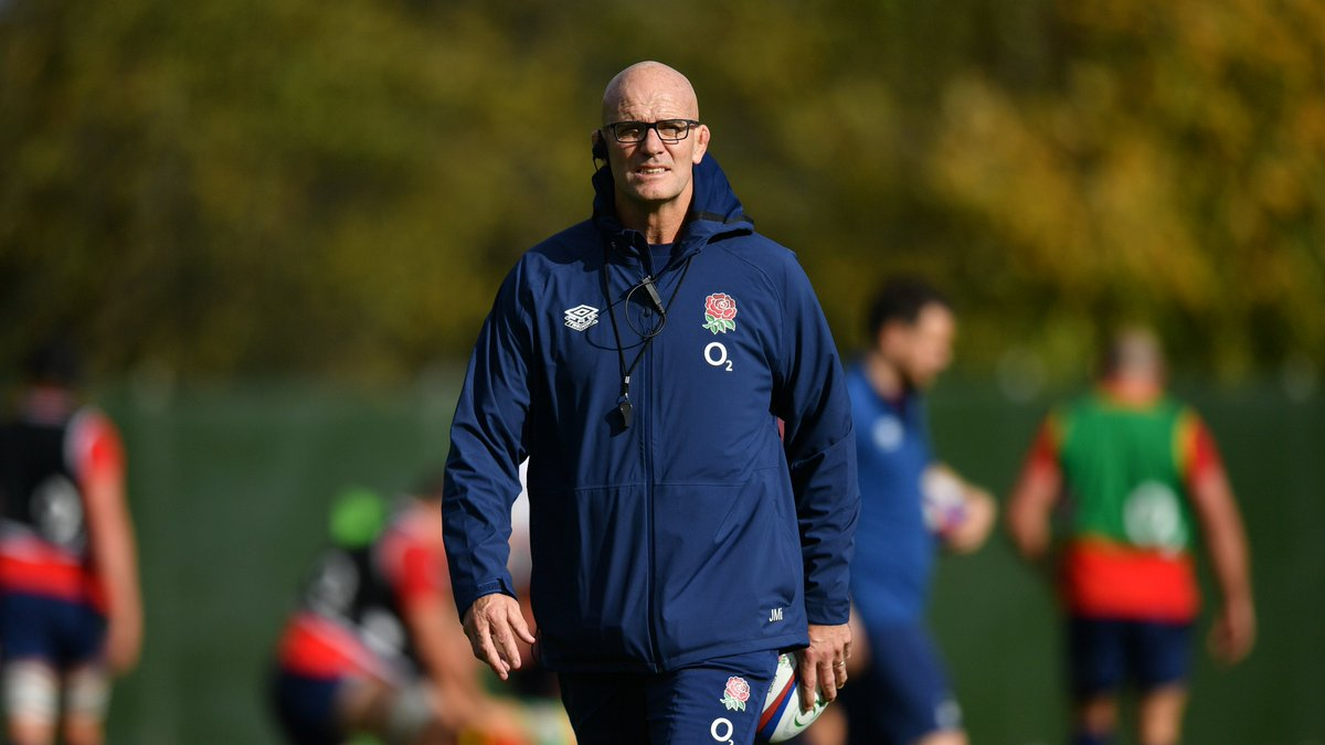 test Twitter Media - John Mitchell will step down as England Defence Coach to take on a new position at @WaspsRugby.   More on our website 📲 https://t.co/1zaucw1iFG https://t.co/aTVOFCQvnq