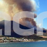 Image for the Tweet beginning: 46 dotacions de @bomberscat treballen