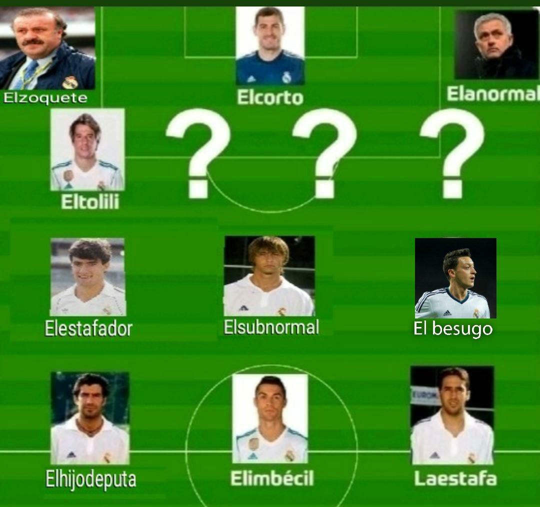 """Florentino Pérez, en bruto : """"Raúl y Casillas son las dos grandes estafas del Madrid"""" - Página 2 E6a8Y9MXEAQpB4I?format=jpg"""