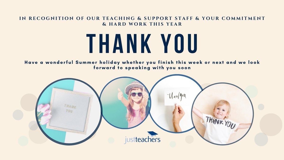 test Twitter Media - The last 18 months have been a huge challenge for everyone. Our ultimate aim was to offer as much ongoing support to our teaching & support staff as possible, to ensure that you knew we were always available when you needed us. Enjoy your much needed Summer hols #thankyouteachers https://t.co/3a2yBJ5lkV