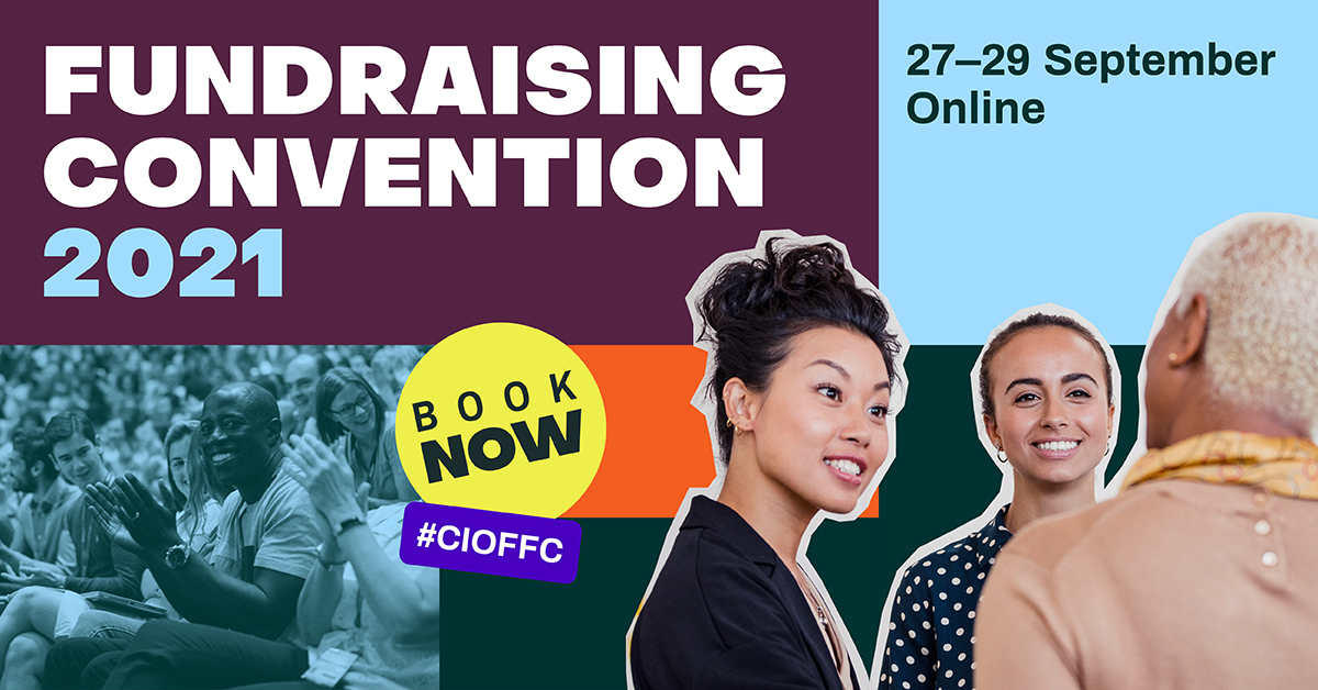 Calling #Arts #Fundraisers: We are offering FULL BURSARIES to attend this year's Fundraising Convention (fully online)! A fantastic opportunity to learn, get inspired by the latest fundraising trends and network. Hurry up! Deadline is midday 30 July: bit.ly/3hIPkVN