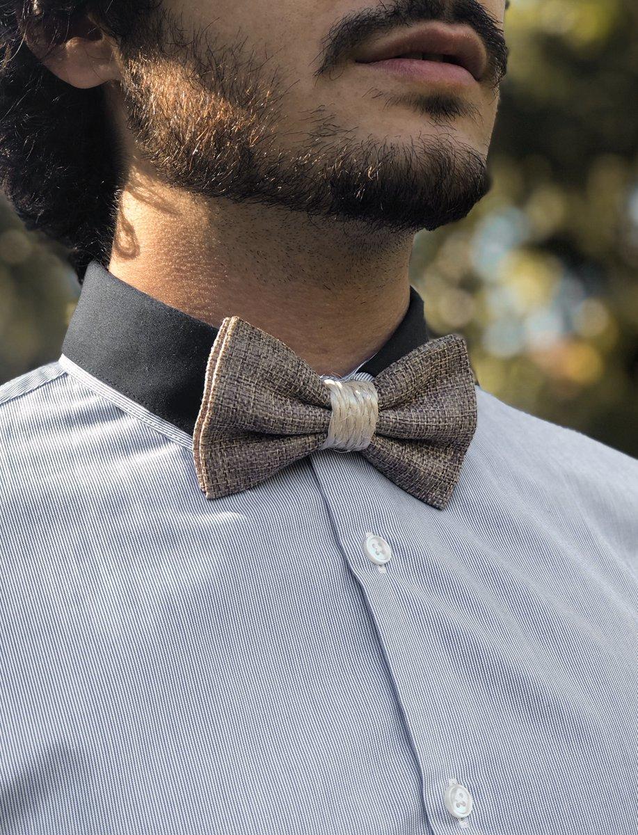 Repite conmigo...  Menos corbatas y más pajaritas! Menos corbatas y más pajaritas! Menos corbatas y más pajaritas! Menos corbatas y más pajaritas!