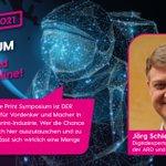 Image for the Tweet beginning: Jörg Schieb ist ARD-Digitalexperte und