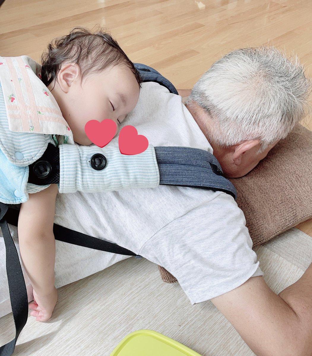 子育て時の困った事例その①子供がおんぶ中に寝てしまった時上手におろせない