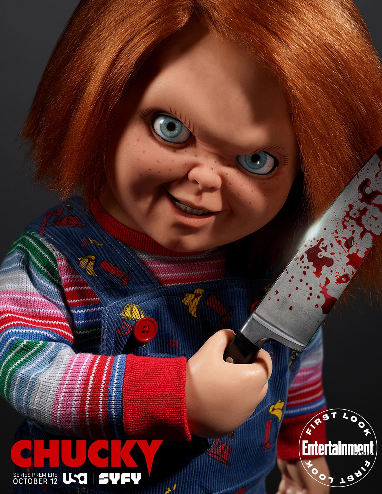 Chucky Official Poter SyFy