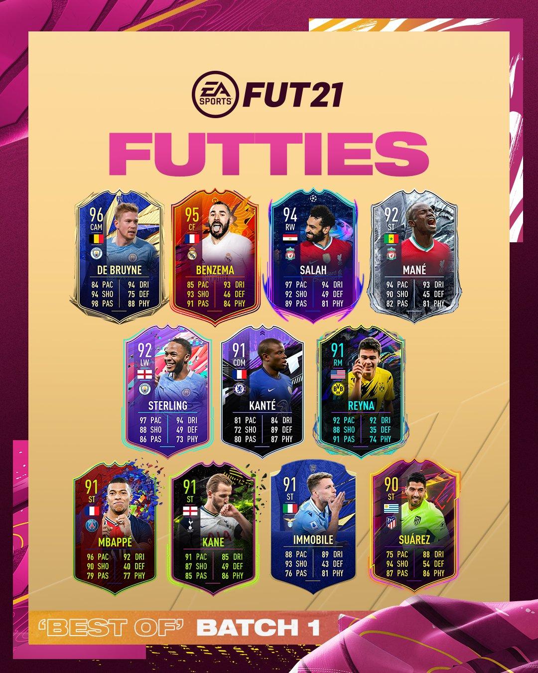 FIFA 22 Best of