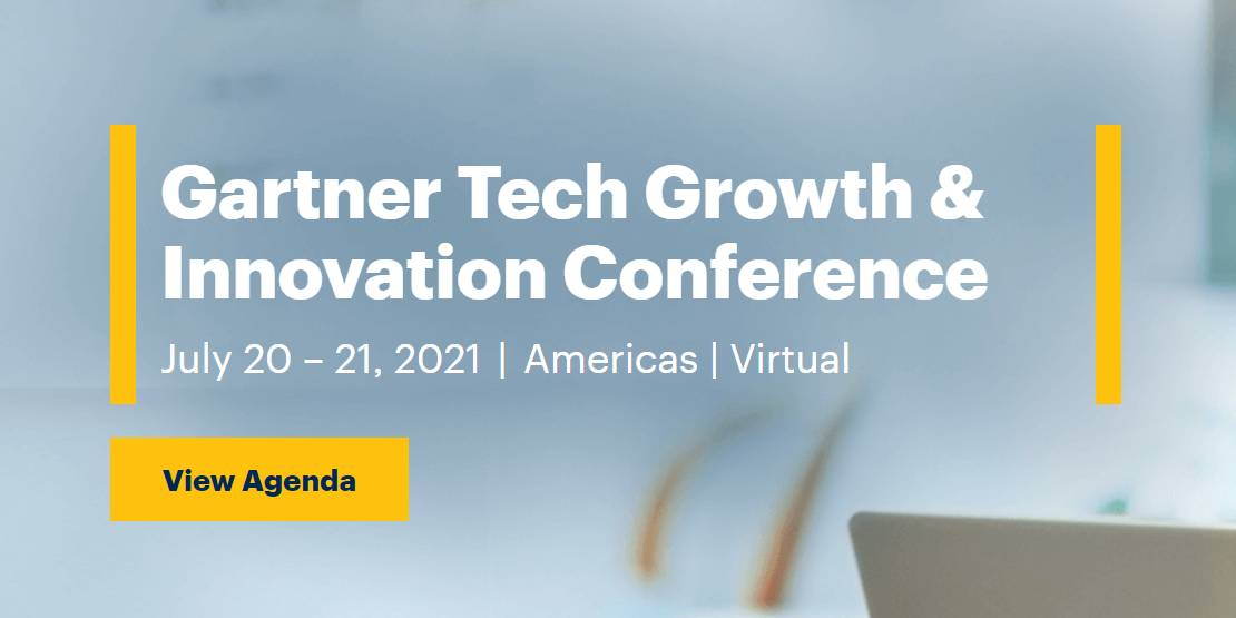 Gartner Tech Growth & Innovation Conference