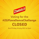 Image for the Tweet beginning: The #ZGFlavaDanceChallenge has officially CLOSED!  Thank