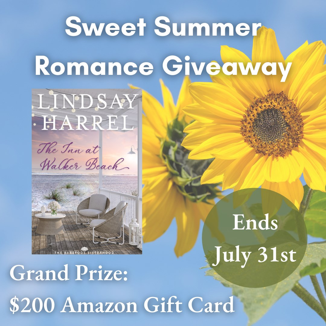 test Twitter Media - I adore @LindsayHarrel's books. And you could win her new one in this giveaway. That and a $200 Amazon gift card!  Enter by following your favorite authors at this link: https://t.co/BwnnO6SvzC #sweetsummergiveaway https://t.co/iEJKReEXJy
