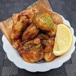 鶏肉では味わえない新食感が楽しめちゃう?!ホタテを使った唐揚げレシピ!