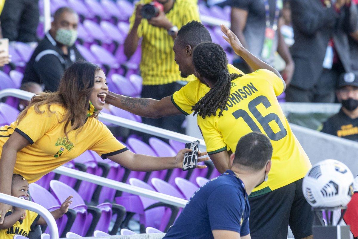 Guadalupe vs Jamaica 1-2 Jornada 2 Copa Oro 2021