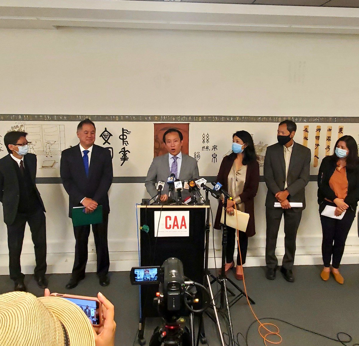 Celebrating California's historic passage of the #APIEquityBudget!  $156M is the largest state investment in the country to #StopAsianHate, thanks to the leadership of @APILegCaucus @StopAAPIHate @CAASanFrancisco @sfsuaas1969 @PhilTing @GavinNewsom & 150 API organizations. https://t.co/6o31M96y6F