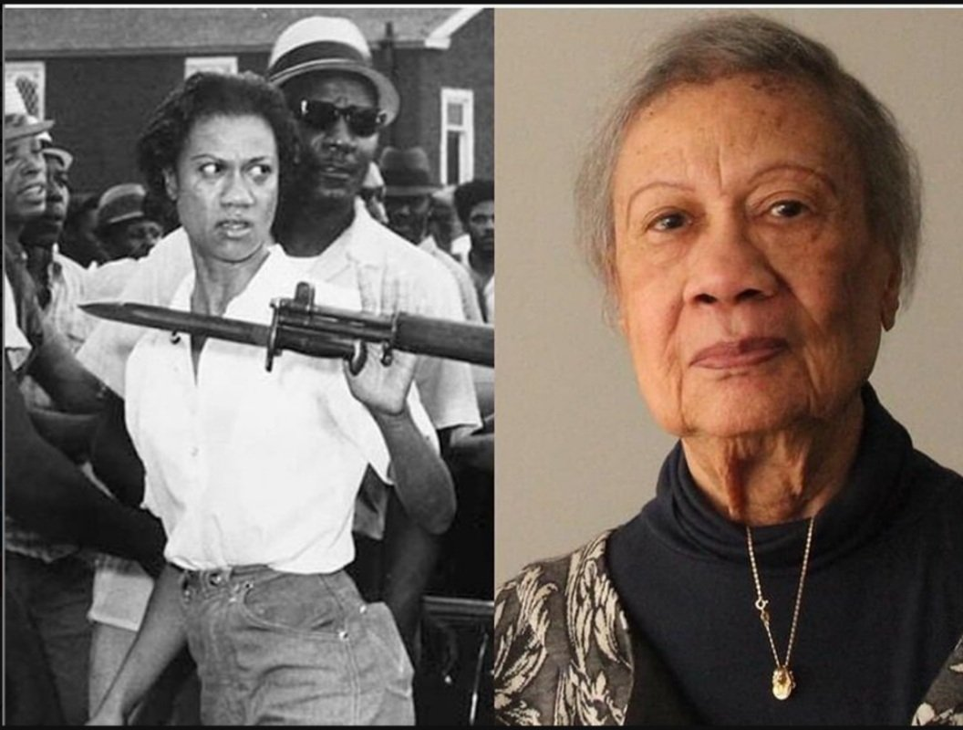 A civil rights icon has joined the Ancestors.  Rest in Power, Gloria Richardson. 💔 https://t.co/qU4nIp1ZhM