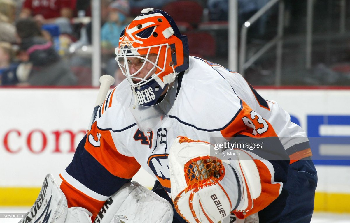 2009: Martin Biron signed as free agent with New York Islanders. https://t.co/l2Gvd1jUAa https://t.co/UrQcIyiHfb