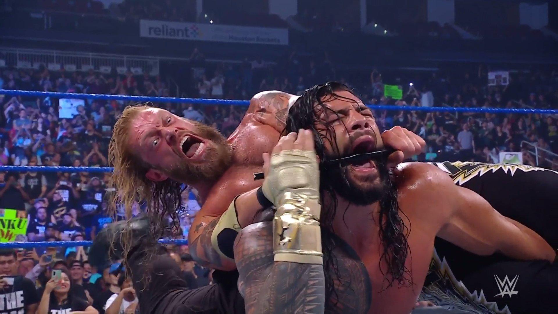 Smackdown July 16 Post-Show: Roman Reigns Shows Middle-Finger; Battle Royal 36