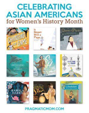 Newly Updated! Celebrating Asian Americans for #WomensHistoryMonth https://t.co/DkxZgyUyLB via @pragmaticmom #AAPIHeritageMonth #AsianPacificAmericanHeritageMonth #ReadYourWorld #biography #picturebooks https://t.co/rsMWpl7Hd4