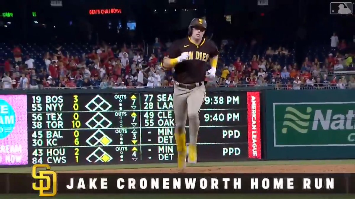 @Padres's photo on Jake Cronenworth