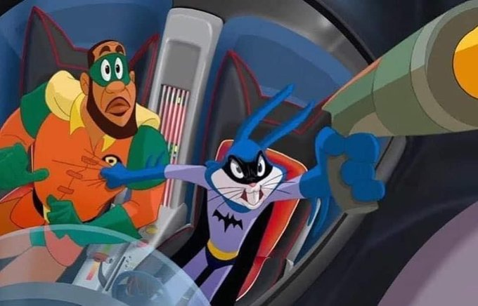 42 Space Jam: A New Legacy Easter Eggs You May Have Missed