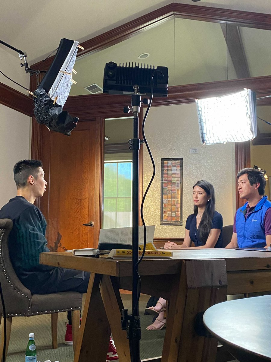 RT @asugsvsummit .@gsvventures team members @kevinzhangvc & @clairejyz had the opportunity to interview @JLin7 for a video that will premier at @asugsvsummit!   They spoke about his passion for education, reflections on Asian-American leadership, & what he's hoping to do post his playing career.