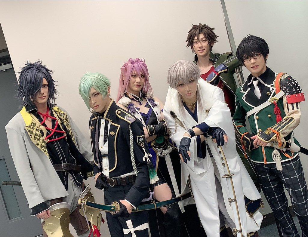 TBS「音楽の日」 ありがとうございました!!!  #音楽の日 #刀剣男士