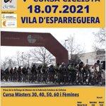 Image for the Tweet beginning: 🚴🏻 ESPORT | La Cursa