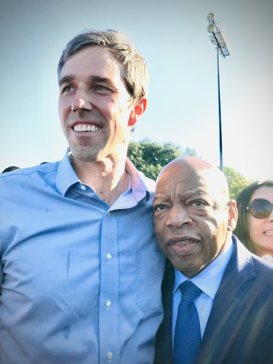 We lost John Lewis a year ago, but his life's work is very much alive in the fight for voting rights and the struggle to save our democracy.  Join a vigil tonight to remember one of America's greatest heroes and to commit yourself to the work before us: https://t.co/ewwXwIoEWX https://t.co/AFTyaixCTG