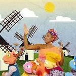 "Image for the Tweet beginning: #Estasonando ""Don Quijote"" de Lunnis"