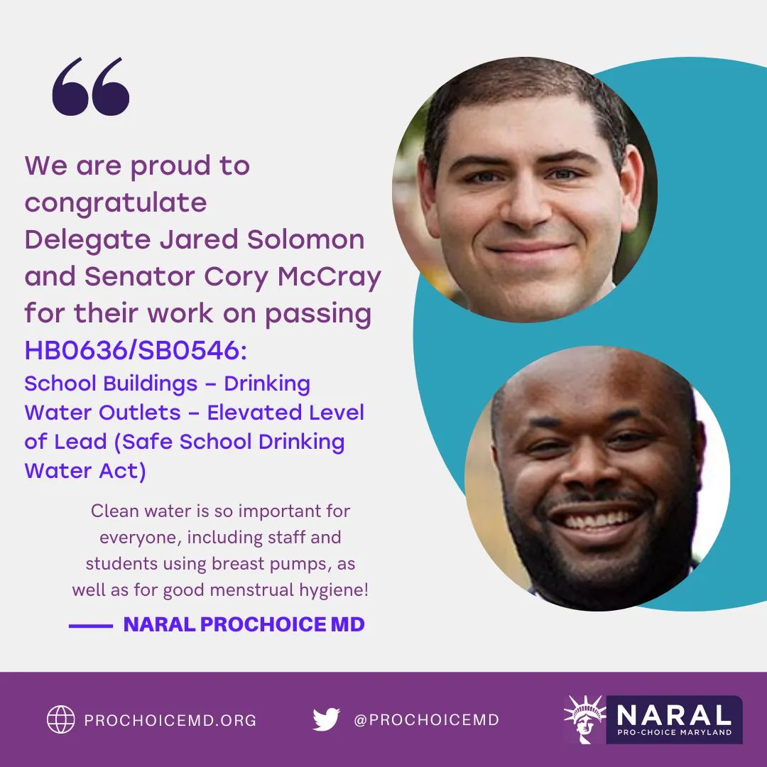 Thank you @jaredssolomon and @SenatorMcCray for working together on this important issue! As a former City Schools Teacher I am grateful. https://t.co/Ux7ofB6il7