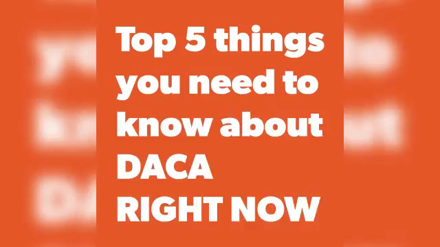 A judge in Texas partially ended the DACA program. But this is not the first time Republicans attack our communities. We need permanent protections for immigrants NOW. 📲 Text DACACALL to 877877 and join our community call, find more information, & ask any other questions! https://t.co/xD9K5TARSX