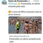 Image for the Tweet beginning: En Pontevedra ya tienen asumido