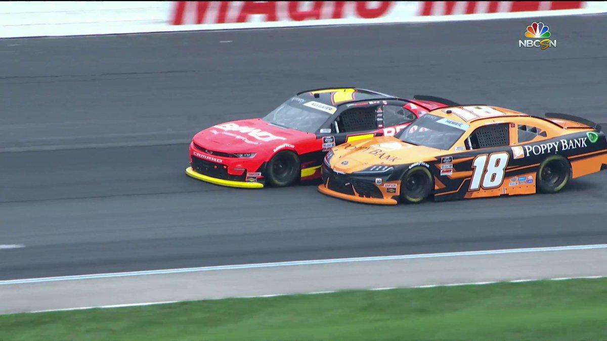 @NASCARonNBC's photo on Allgaier