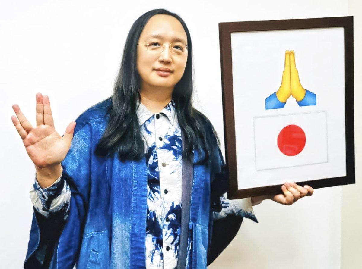 東京オリンピックの防疫対策に協力するため、私は総統および行政院長と話し合った結果、日本への訪問をキャンセルすることにしました。  予定は変わりましたが、私にとって三つのことは変わりません。