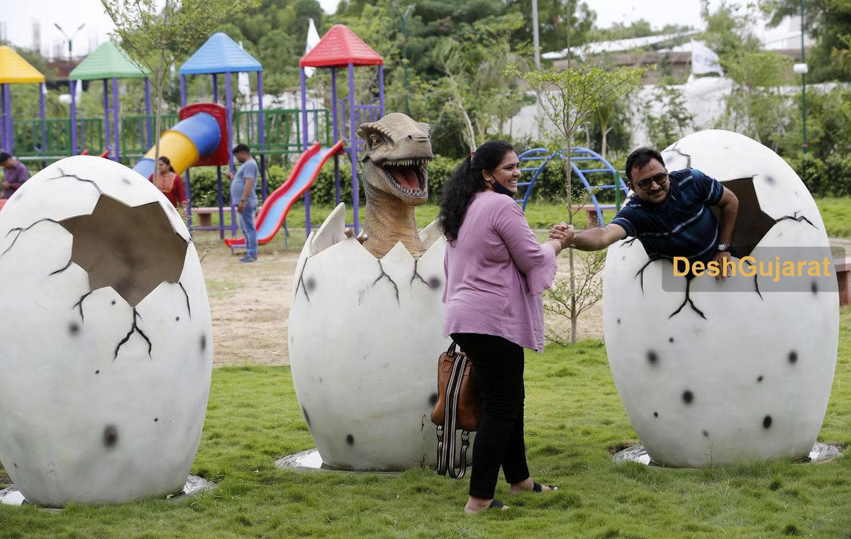 Sunday Rush at Gujarat Science City to Watch New Attractions