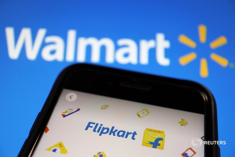 Walmart's Flipkart says Indian probe shouldn't treat it the same as Amazon https://t.co/Gg9Zpu4qMr by @adityakalra and @abhiruproy30 https://t.co/kGsbTFyipB