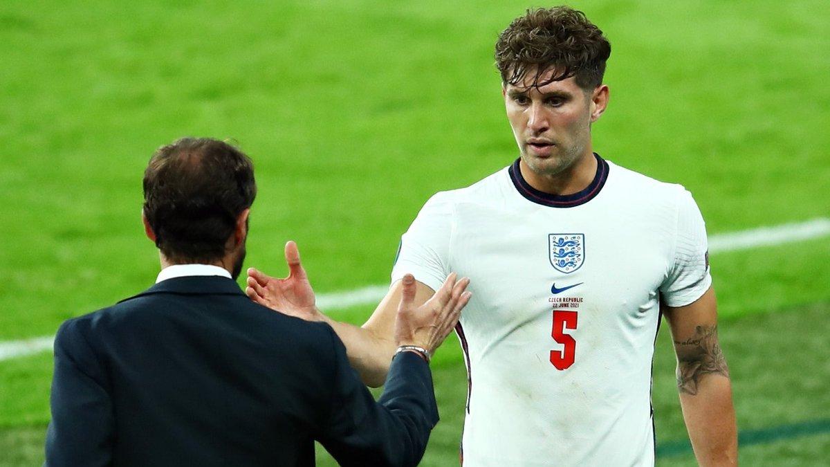 =583. John STONES  Defender - 28.05.94 - ENG (49/2)  Prem Clubs: Everton (13-16), Manchester City (16-??)  Euros Debut: 13/06/2021 (ENGLAND vs. Croatia, W 1-0)  Euro Finals: England (2016 & 2021)  Euro Apps: 7 Euro Goals: 0 https://t.co/P5sXGoa1Gd