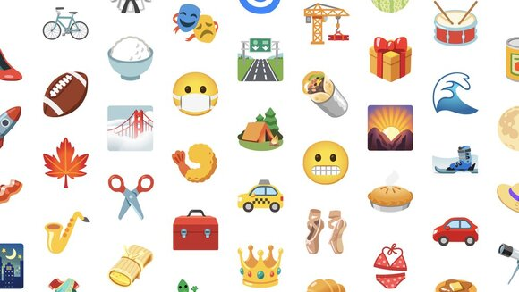 Google、既存の絵文字デザインを変更、より使いやすく世相などを反映!