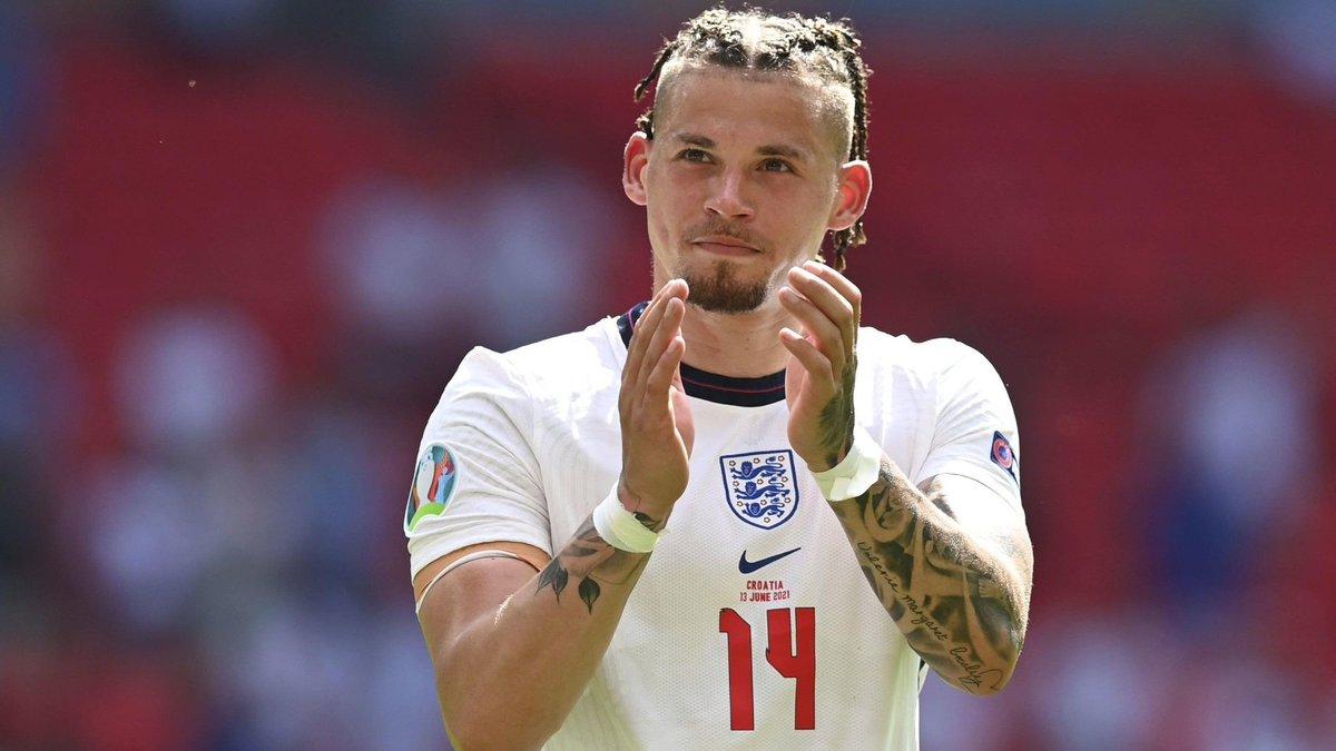 =583. Kalvin PHILLIPS  Midfielder - 02.12.95 - ENG (15/0)  Prem Clubs: Leeds United (20-??)  Euros Debut: 13/06/2021 (ENGLAND vs. Croatia, W 1-0)  Euro Finals: England (2021)  Euro Apps: 7 Euro Goals: 0 https://t.co/nuymMVnLXj