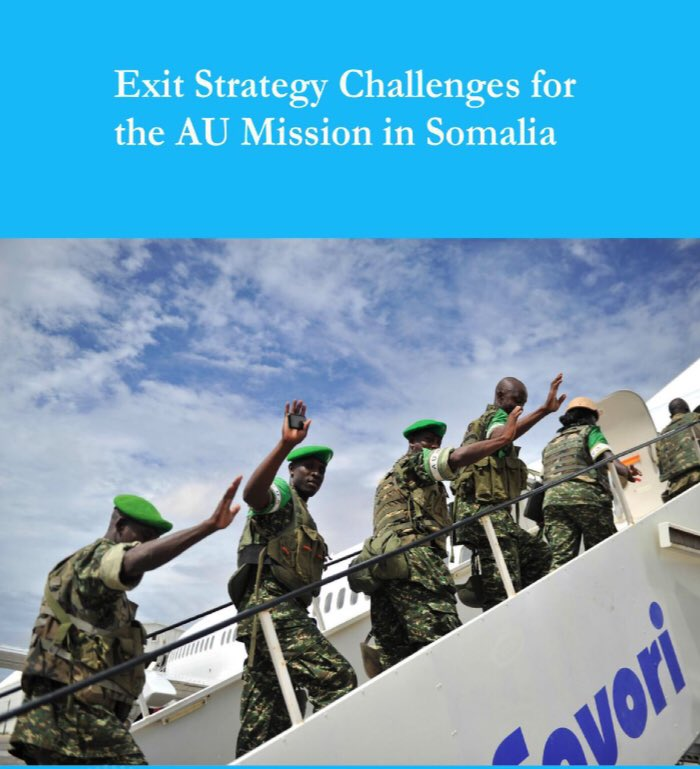 THREAD: Read our report (2016) on the Exit Strategy Challenges for the AU Mission in Somalia.  Here; https://t.co/MsDW7WYue7 https://t.co/4lg34yp320