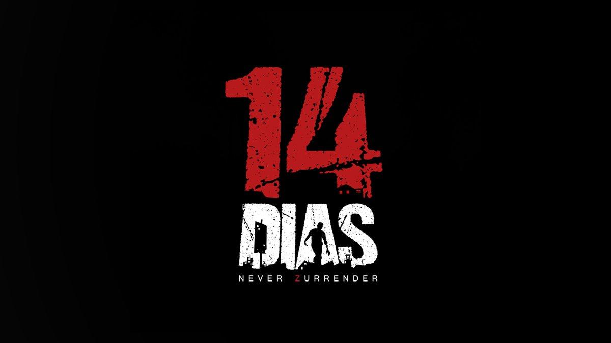 Esta noche a las 20:30 comienza la serie mas hardcore de la historia de Twitch.  14 dias. 80 supervivientes.   Solo pueden quedar 4 personas vivas.  #14Dias