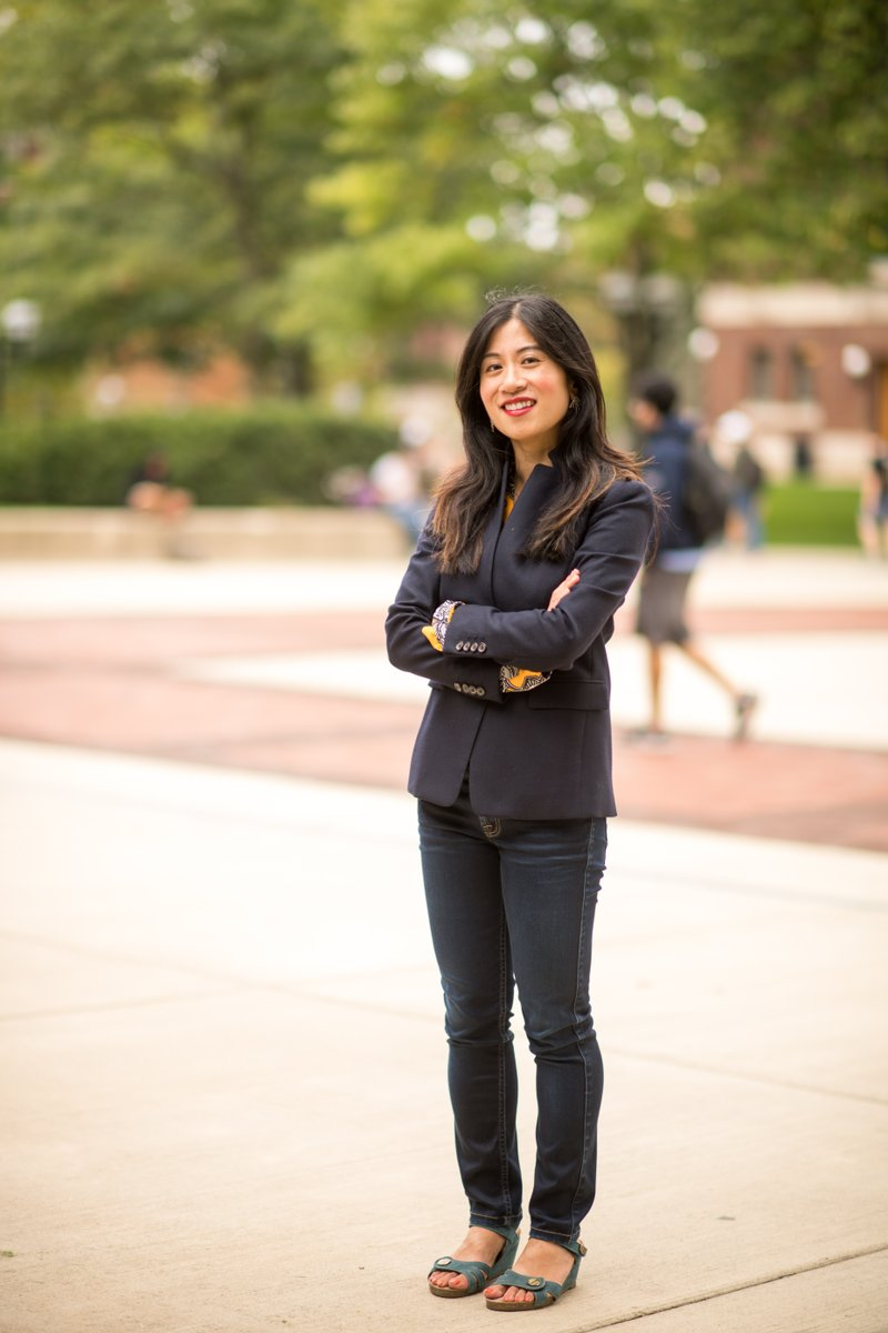 Congratulations to Prof. @carillonista on being one of four recipients of the Henry Russel Awards, @UMich's highest honor for faculty members at the early to mid-career stages of their careers.   Read more about the awardees: https://t.co/l99Vn34LSv  #umicharts #umichsmtd https://t.co/Dm6afur0aG